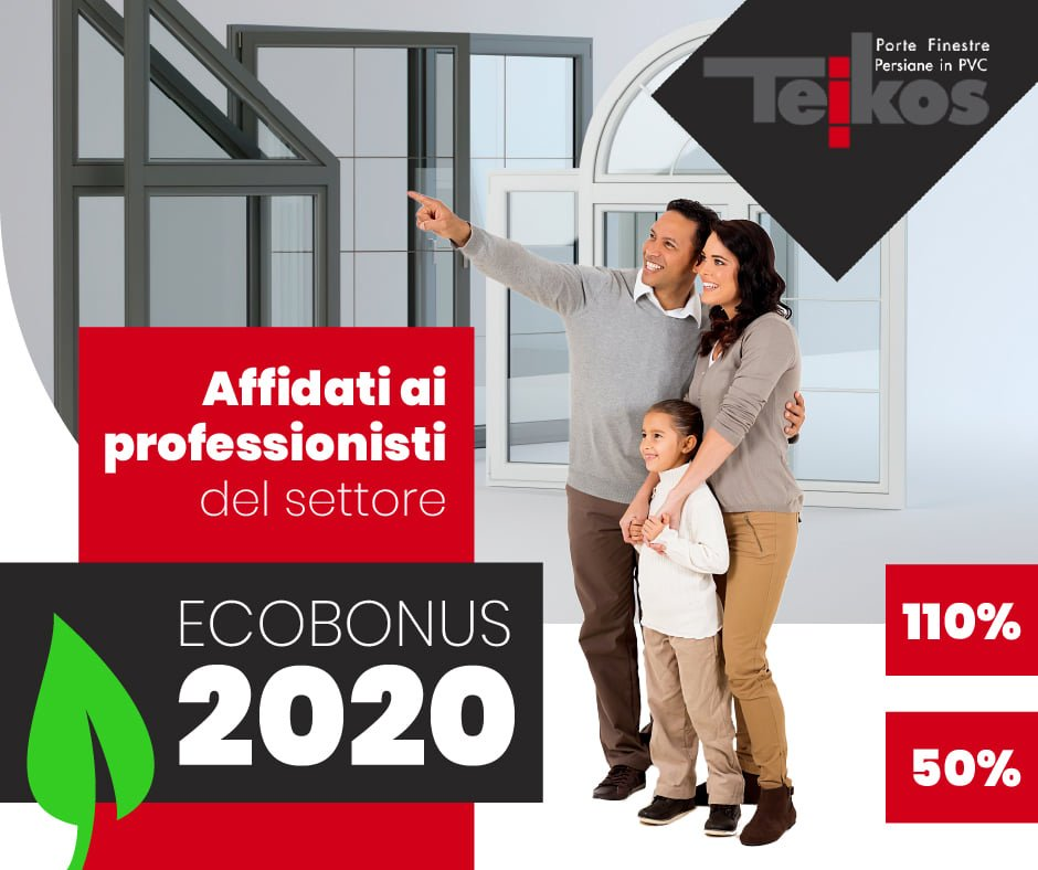 ecobonus 2020 infissi